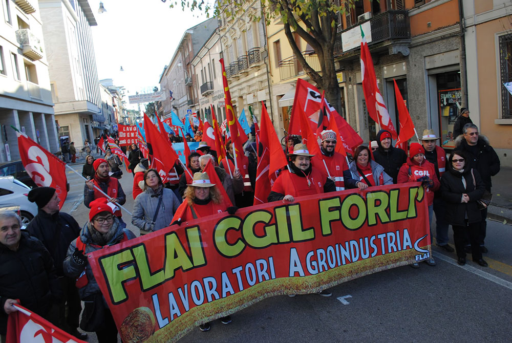 Rinnovo contratto interaziendale avicunicolo cgil forli 39 for Rinnovo contratto affitto