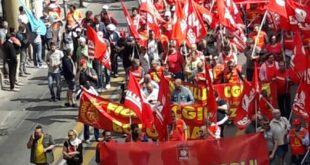 #25MAGGIO Lavoratori Edili in Piazza